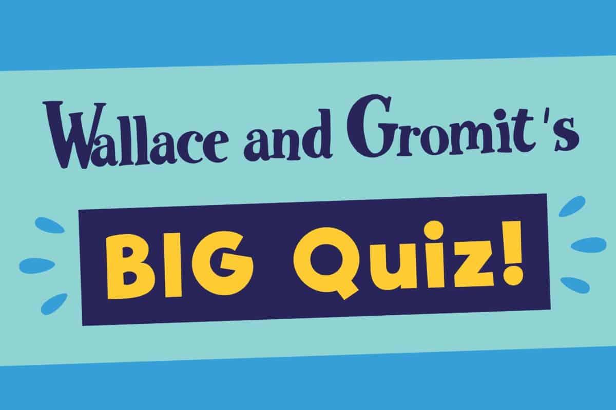 big quiz graphic